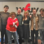Sonya Kitchell at WFUV with Rita Houston and John Platt