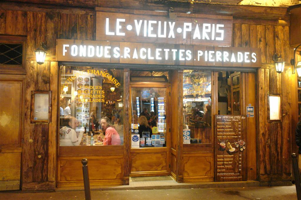 Tipico restaurante francés del Latin Quarter un paseo por el parisino latin quarter - 2669345278 1b365086d8 o - Un paseo por el parisino Latin Quarter