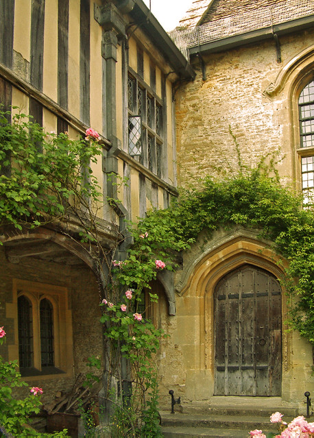 15th Century Great Chalfield Manor In Wiltshire Flickr