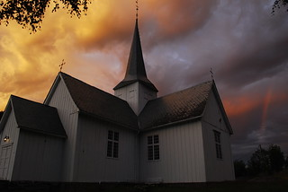 Aurdal church