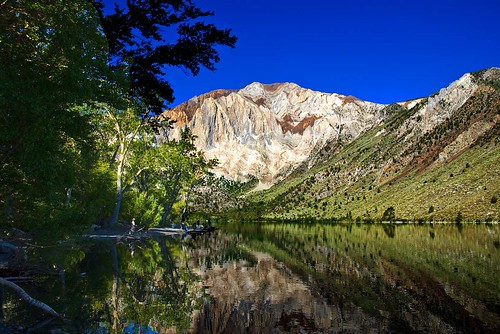 Convict Lake Fishermen