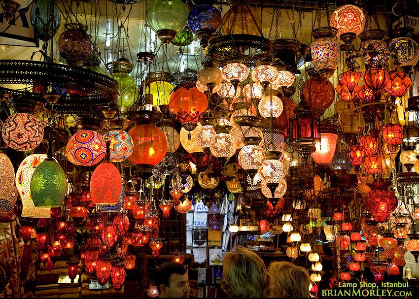 Lamp Shop Istanbul   Flickr   Photo Sharing