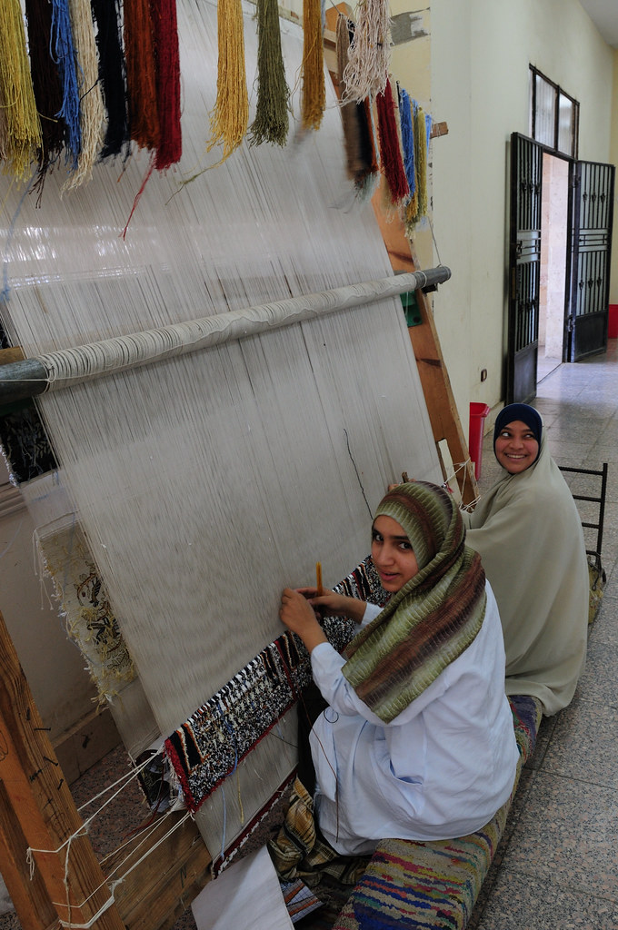 Egyptian Carpet School