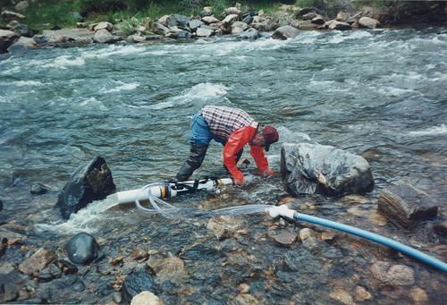 Clear Creek, Colorado