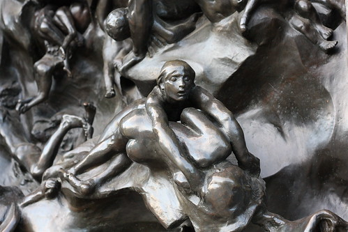 Rodin: Gates of Hell (part)