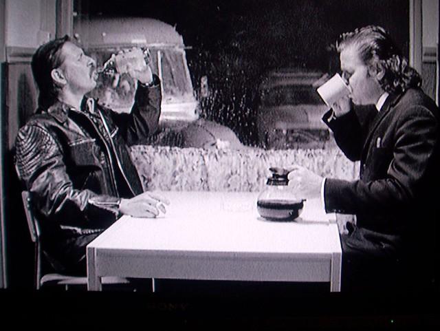 Fotograma de una película de Aki Kaurismäki