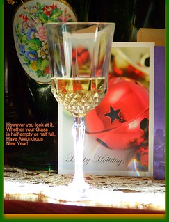 "~A Toast~! ""To A Truly Wondrous New Year"""