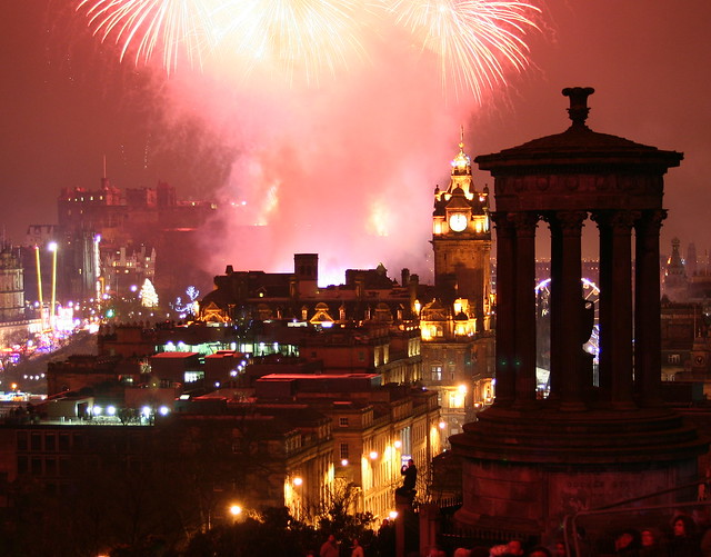 Hogmanay by CC user Robbie Shade on Flickr