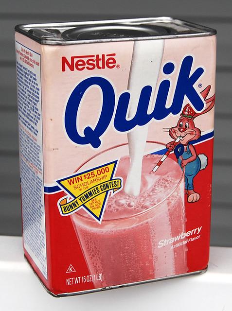 Strawberry Quik, 1991