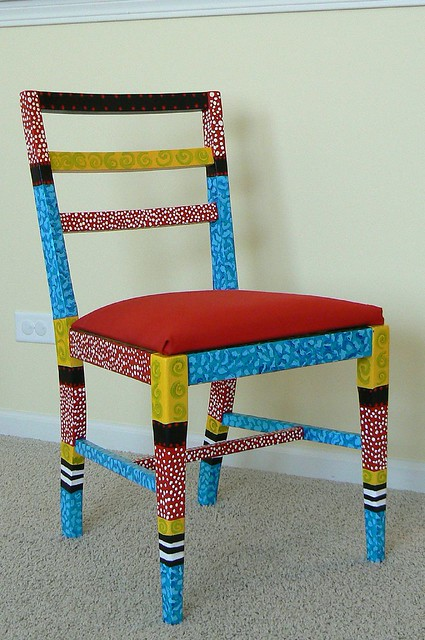 diy hand painted furniture design ideas for house