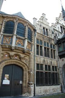 Image of Het Steen near Antwerpen. belgium antwerp antwerpen anvers belgia antwerpia