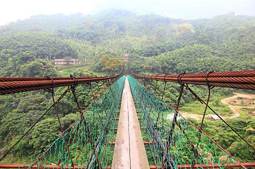 Z826義興吊橋