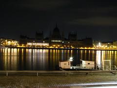 Earth Hour 2008 Budapest, Hungary
