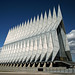 Air Force Academy Cadet Chapel 1 by Bryan Chang