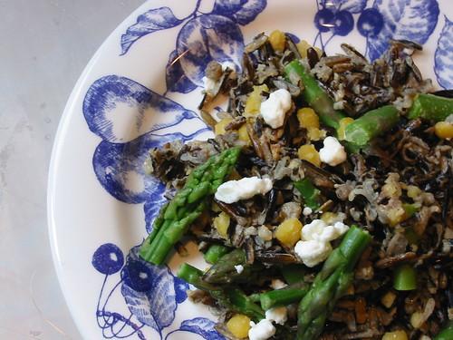 Spring Wild Rice Salad 3