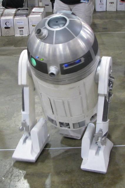 R2d2 Back R2D2 (Back) | Flickr -...