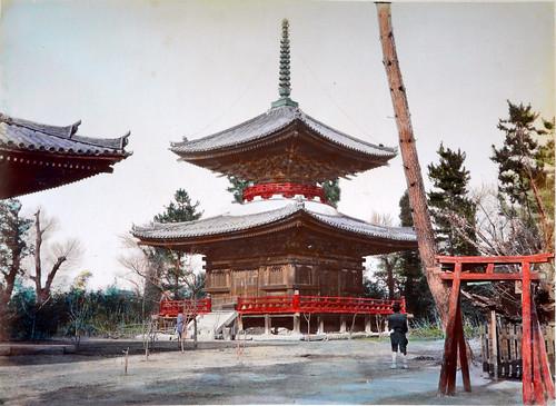 無料写真素材, 建築物・町並み, 宗教施設, 寺院・お寺, アドルフォ・ファルサーリ, 風景  日本