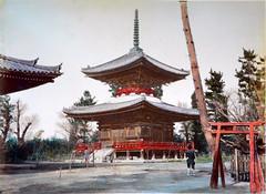 [フリー画像素材] 建築物・町並み, 宗教施設, 寺院・お寺, アドルフォ・ファルサーリ, 風景 - 日本 ID:201201150400