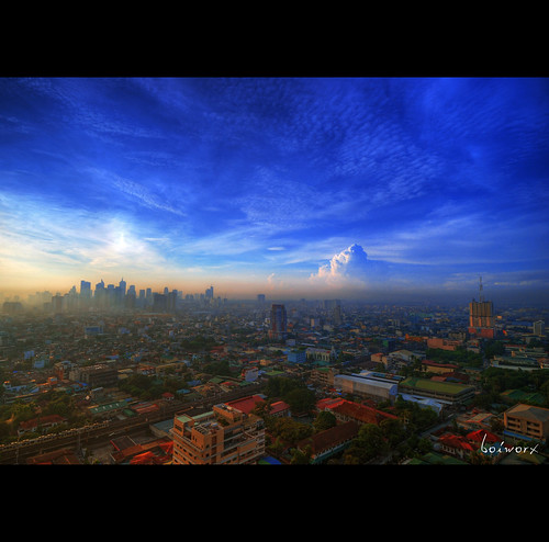 sky sun clouds sunrise nikon cityscape philippines 365 nikkor 2008 1224mm hdr pinoy urbanscape blueribbonwinner 365days mywinners colorphotoaward infinestyle diamondclassphotographer flickrdiamond d40x theperfectphotographer goldstaraward boiworx spectacularskyscape~ge