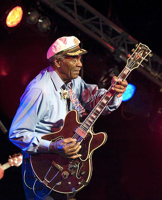 Chuck Berry Chuck Berry In London