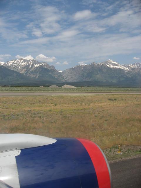 Aeropuerto de Jackson Hole