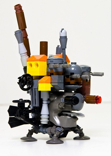 Howl's Moving Castle [microscale]