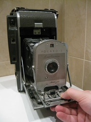 Polaroid Land Camera - Model 150 by Mr.FoxTalbot