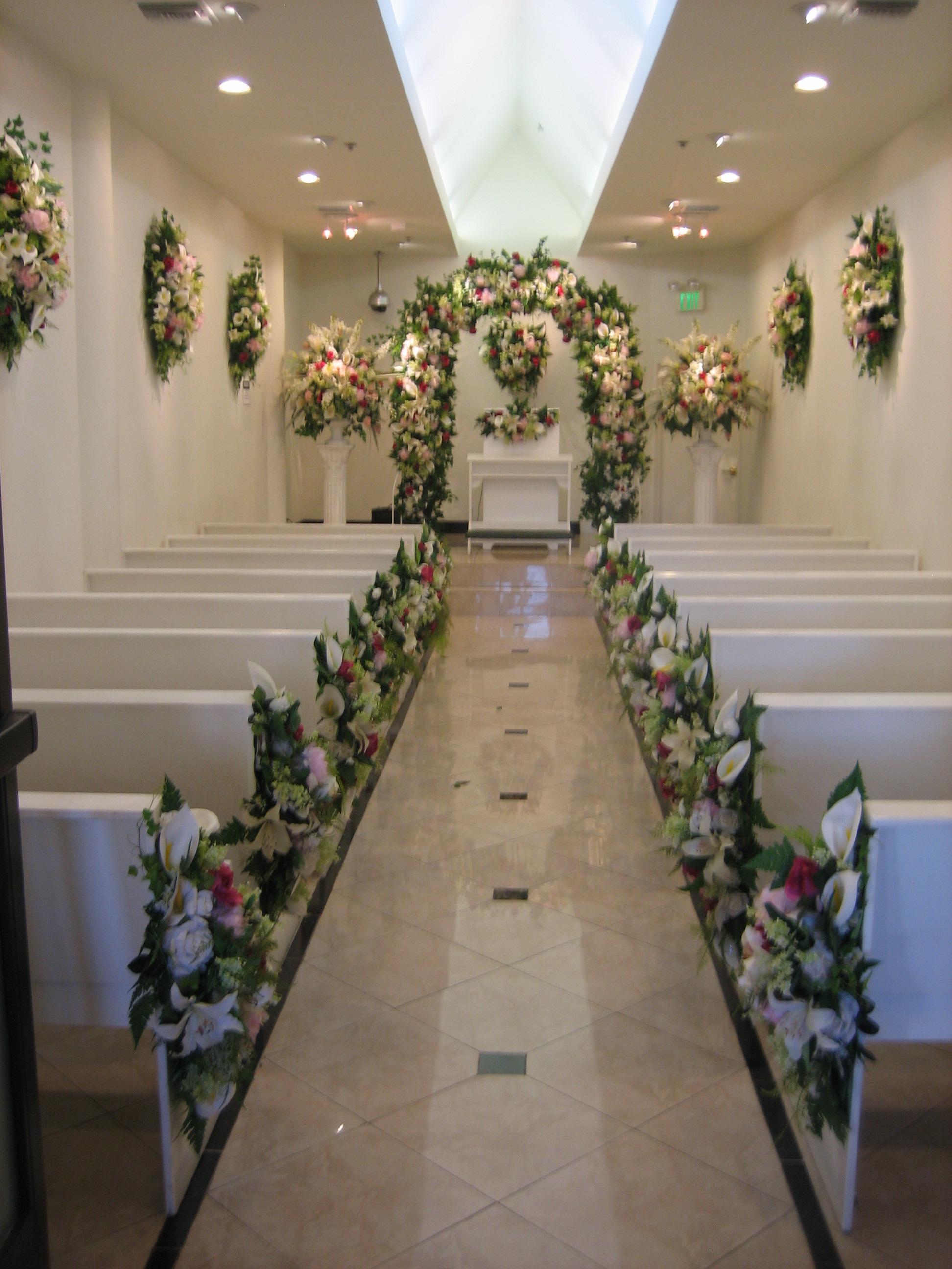 wedding flowers in los angeles