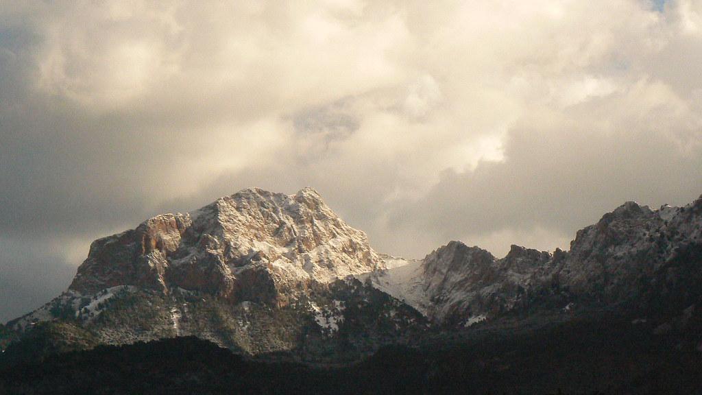 Tramontana nevada