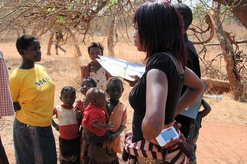 Mobiles Bring Health Data Collection to Remote Regions