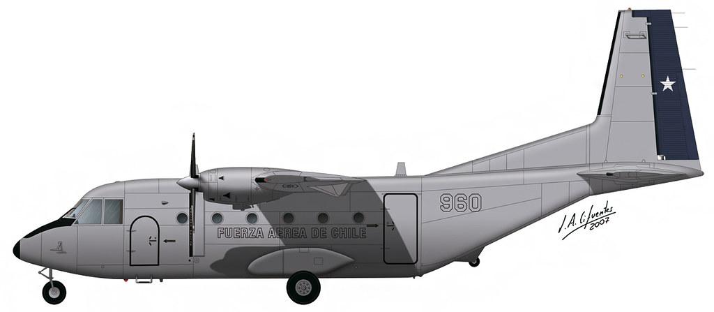 CASA C-212 FACh