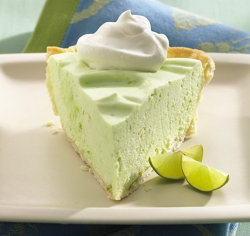 Fluffy Key Lime Pie Recipe