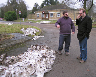 Discussing Dirty Snow