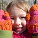 Stella's mitten by Schultes in Germany