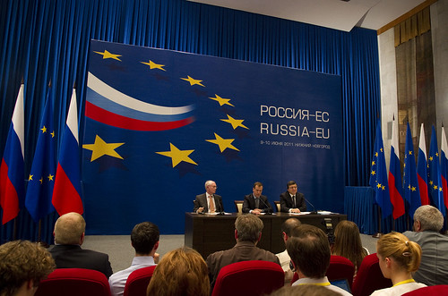 EU-Russia Summit in 2011