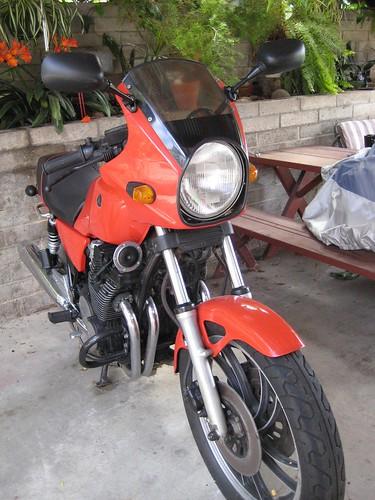 front view, yamaha, xj650, seca, motorcycle… IMG_1133