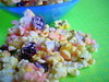 Cherry Yogurt Popcorn