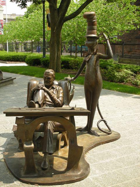 Dr Seuss National Memorial Sculpture Garden Dr Seuss And Flickr Photo Sharing