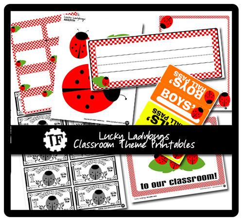 Ladybug Classroom Decor : Ladybug classroom theme flickr photo sharing