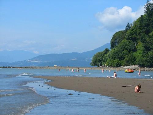 nudist beachs vancouver