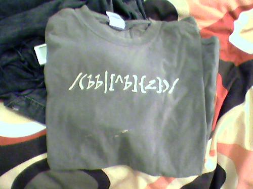 regexp hamlet t-shirt