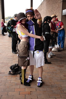 The World Ends With You Cosplayers
