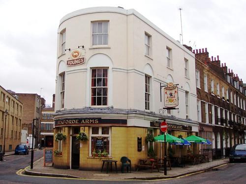 Sekforde Arms, Clerkenwell, EC1