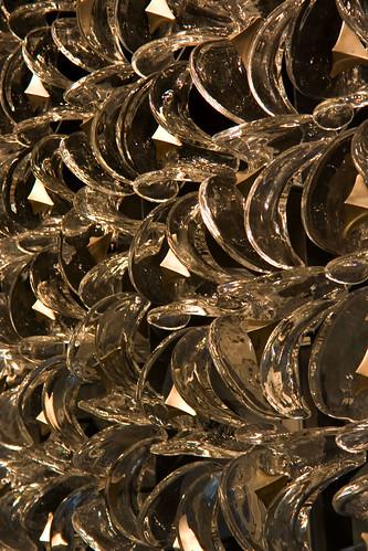 sculpture glass wall museum corning corningny corningmuseumofglass
