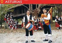 Folklore Astur, Asturias