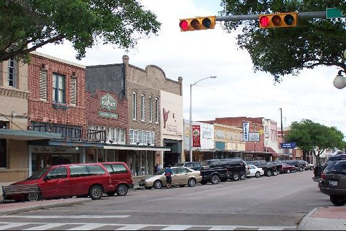 Beautiful Downtown Kingsville Texas Flickr Photo Sharing