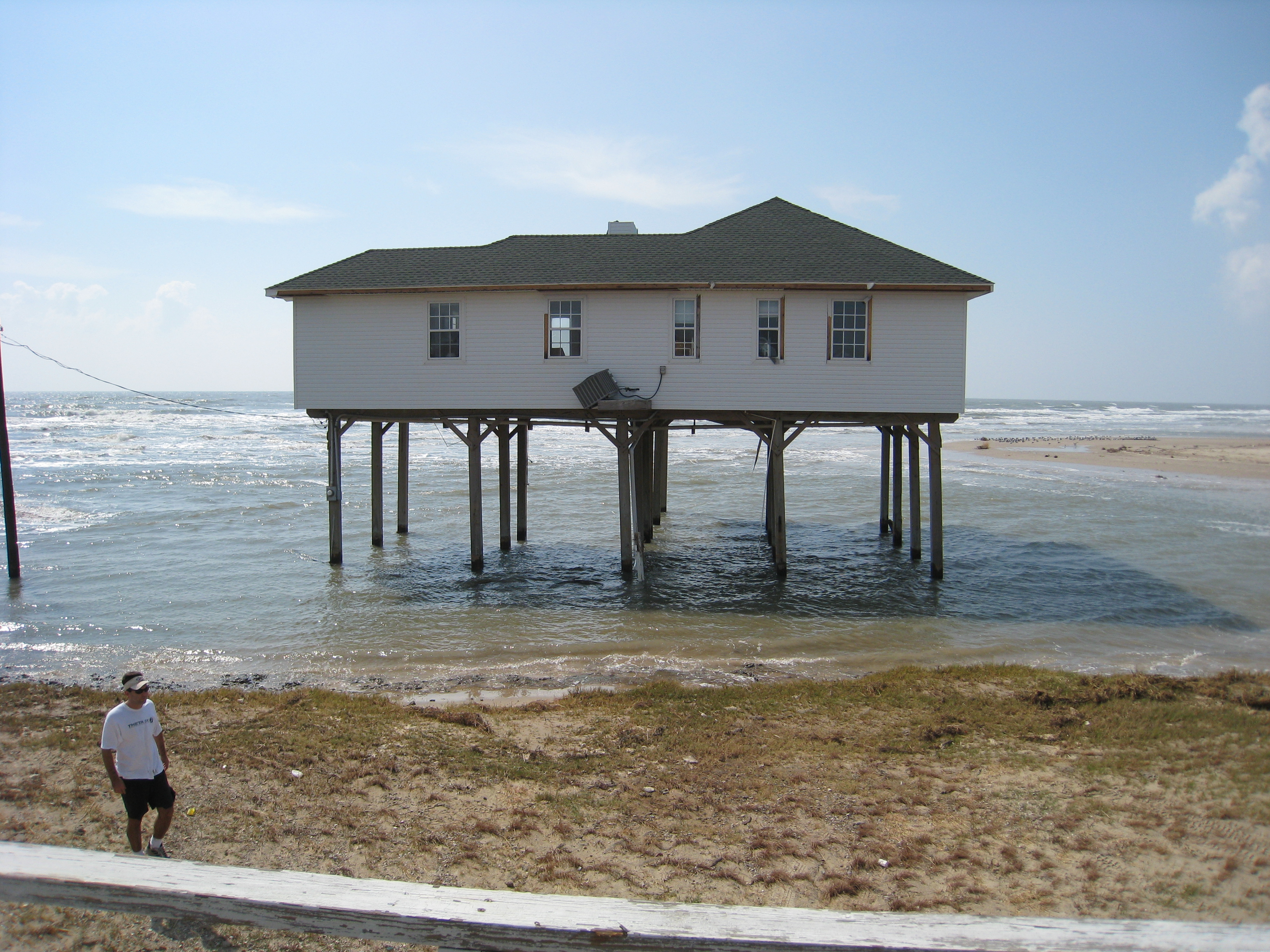 Iso Oceanfront House For Sale On Topsail Island Nc