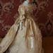 Victorian doll dress by Oak Hollow