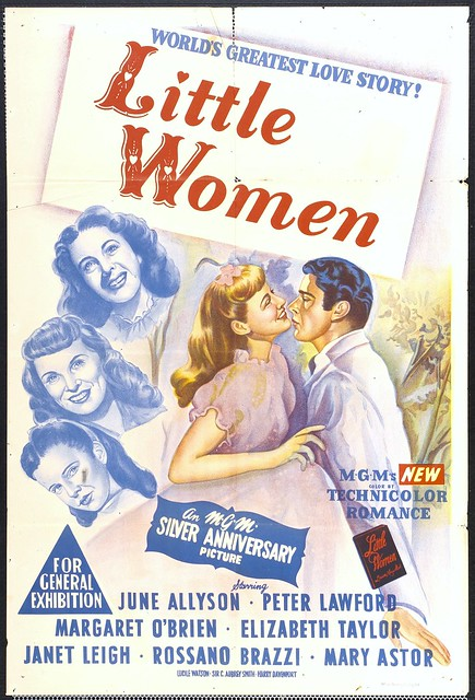 Little Women (1949) Australian Movie Poster