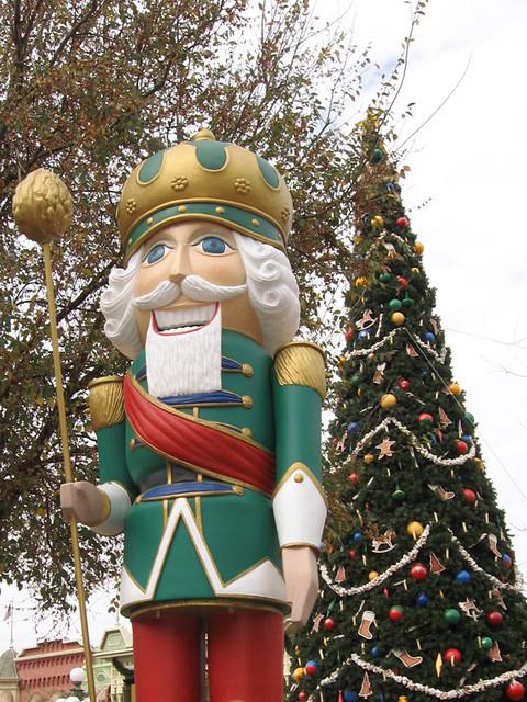 Nutcracker and christmas tree flickr photo sharing